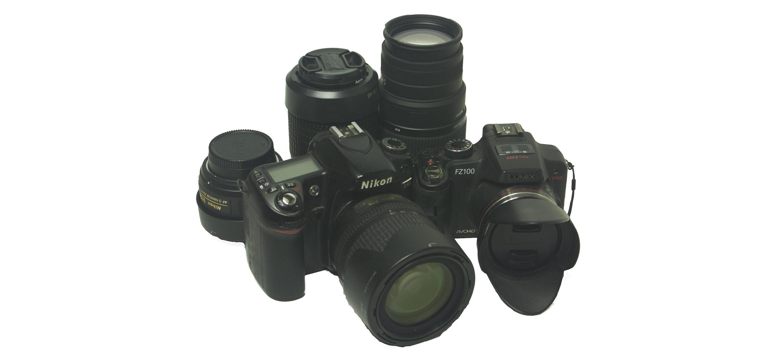 Kameras - Welche soll ich kaufen   © 2019 by Karl - Heinz Schultze (KHSFotographie)