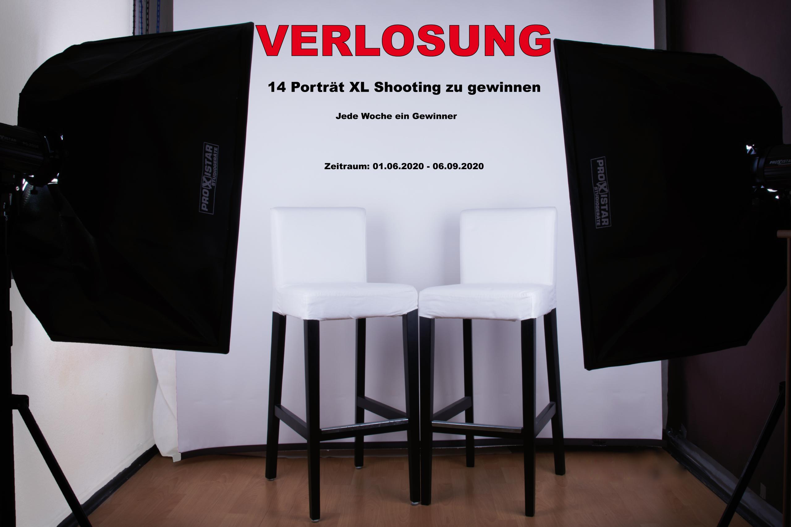 Verlosung 14 Porträt XLShootings   © 2020 by Karl - Heinz Schultze (KHSFotographie)
