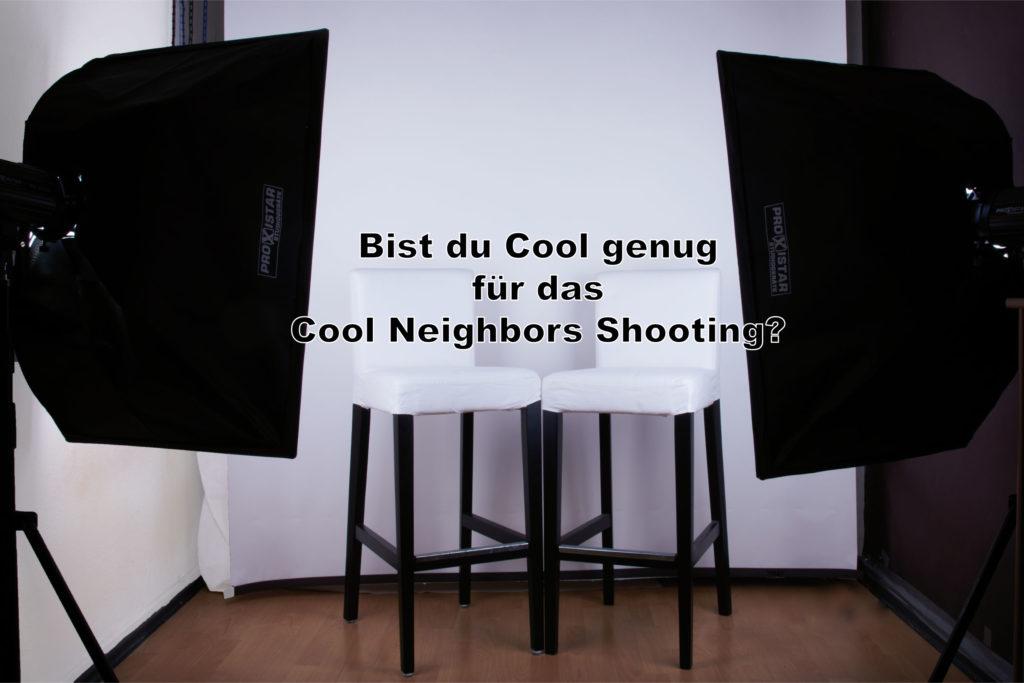 Cool Neighbors Shooting