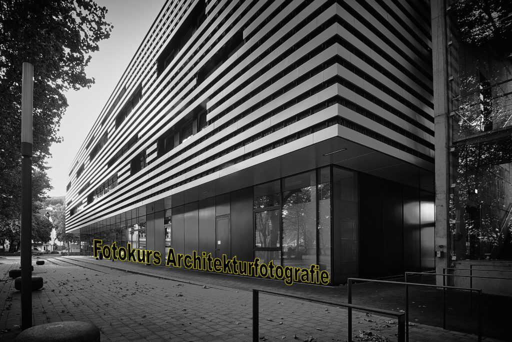 Fotokurs Architekturfotografie