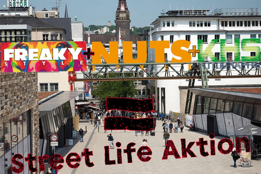 Street Life Foto Aktion